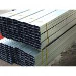 Profile-gips-carton-fence-construct